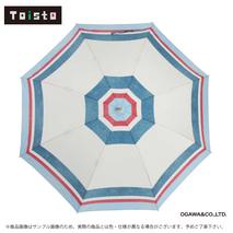 TOISTO(トイスト) 晴雨兼用日傘 ブラ―